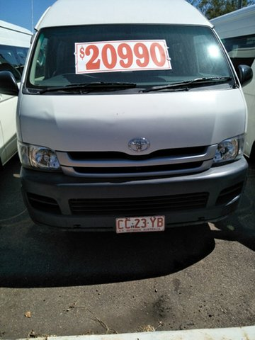 Used Toyota Hiace Commuter, Parap, 2010 Toyota Hiace Commuter Bus