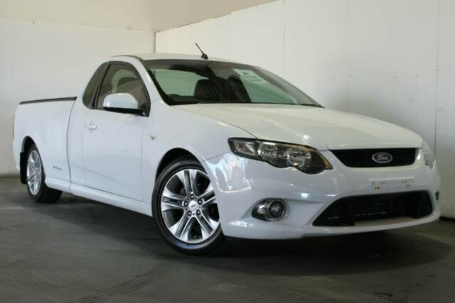 Used Ford Falcon XR6 EXTENDED CAB, Underwood, 2009 Ford Falcon XR6 EXTENDED CAB Utility