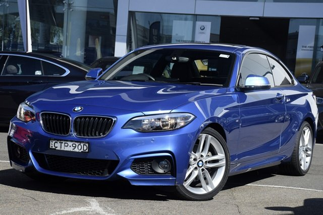 Used BMW 220i, Brookvale, 2014 BMW 220i Coupe