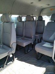 2010 Toyota Hiace Commuter Bus.