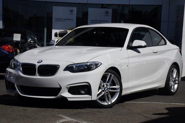 Used BMW 220i Sport Line, Brookvale, 2014 BMW 220i Sport Line Coupe