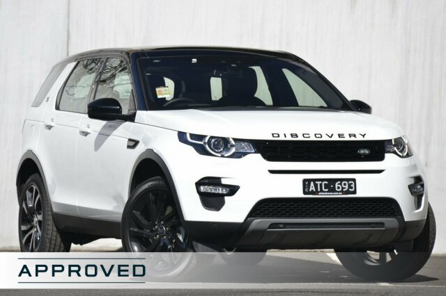 Used Land Rover Discovery Sport TD4 HSE Luxury, Malvern, 2018 Land Rover Discovery Sport TD4 HSE Luxury Wagon