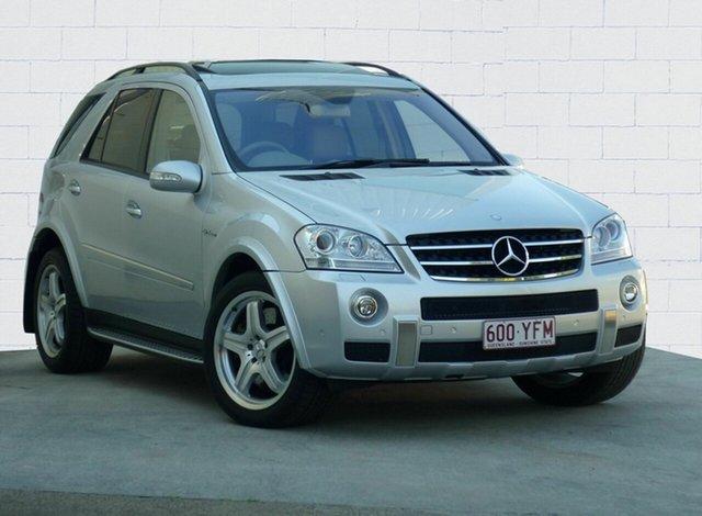 Used Mercedes-Benz ML63 AMG 4x4, Moorooka, 2007 Mercedes-Benz ML63 AMG 4x4 Wagon