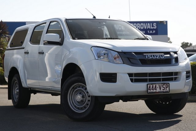 Used Isuzu D-MAX LS-U Crew Cab High Ride, Beaudesert, 2015 Isuzu D-MAX LS-U Crew Cab High Ride Utility
