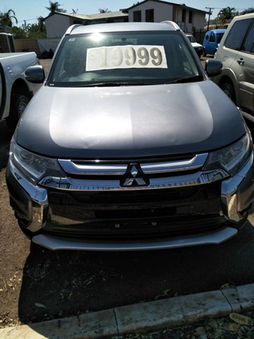 Used Mitsubishi Outlander LS (4x4), Parap, 2016 Mitsubishi Outlander LS (4x4) Wagon