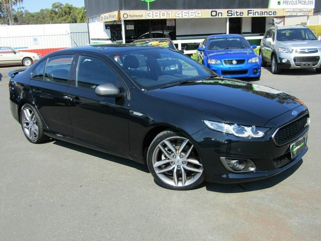 Used Ford Falcon XR6T, Loganholme, 2015 Ford Falcon XR6T Sedan