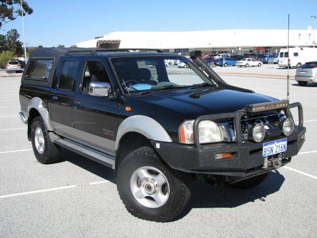 Used Nissan Navara ST-R, Maddington, 2005 Nissan Navara ST-R Utility