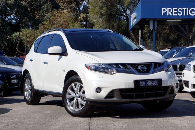 Used Nissan Murano TI, Balwyn, 2013 Nissan Murano TI Wagon