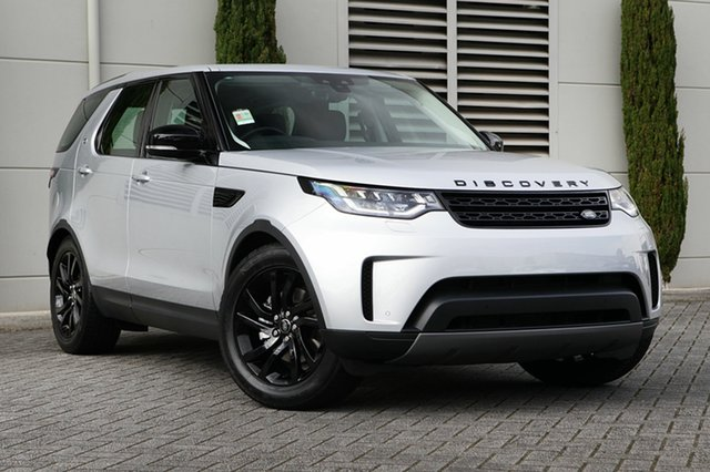 Demonstrator, Demo, Near New Land Rover Discovery TD6 SE, Cannington, 2018 Land Rover Discovery TD6 SE Wagon