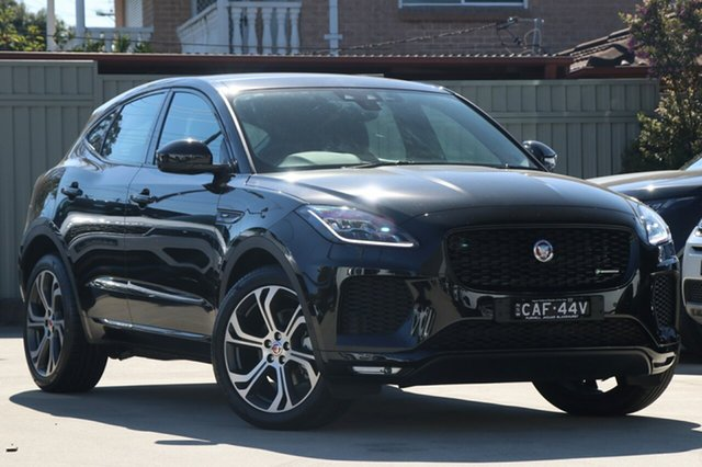 Demonstrator, Demo, Near New Jaguar E-PACE D180 AWD R-Dynamic SE, Blakehurst, 2018 Jaguar E-PACE D180 AWD R-Dynamic SE Wagon