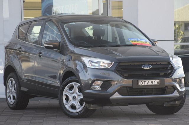 Used Ford Escape Ambiente 2WD, Warwick Farm, 2017 Ford Escape Ambiente 2WD SUV
