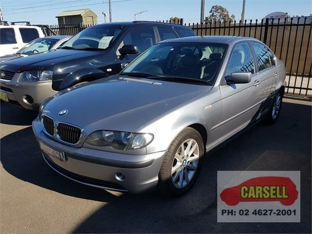 Used BMW 320i, Campbelltown, 2004 BMW 320i