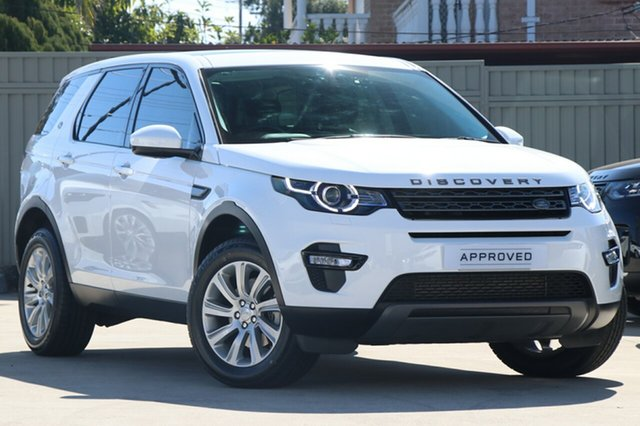 Used Land Rover Discovery Sport Td4 SE, Blakehurst, 2015 Land Rover Discovery Sport Td4 SE Wagon