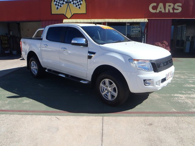 Used Ford Ranger XLT Double Cab, Toowoomba, 2015 Ford Ranger XLT Double Cab Utility