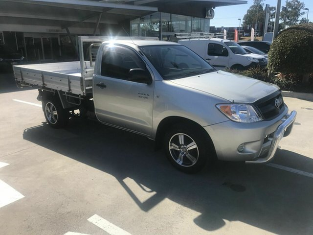 Discounted Used Toyota Hilux SR 4x2, Yamanto, 2006 Toyota Hilux SR 4x2 Cab Chassis