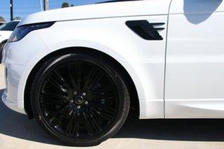2017 Land Rover Range Rover Sport SDV6 CommandShift SE Wagon.
