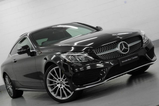 Used Mercedes-Benz C250 d 9G-TRONIC, Chatswood, 2017 Mercedes-Benz C250 d 9G-TRONIC Coupe