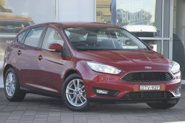 Used Ford Focus Trend, Warwick Farm, 2017 Ford Focus Trend Hatchback
