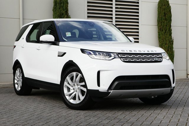 New Land Rover Discovery SD4 HSE, Cannington, 2018 Land Rover Discovery SD4 HSE Wagon