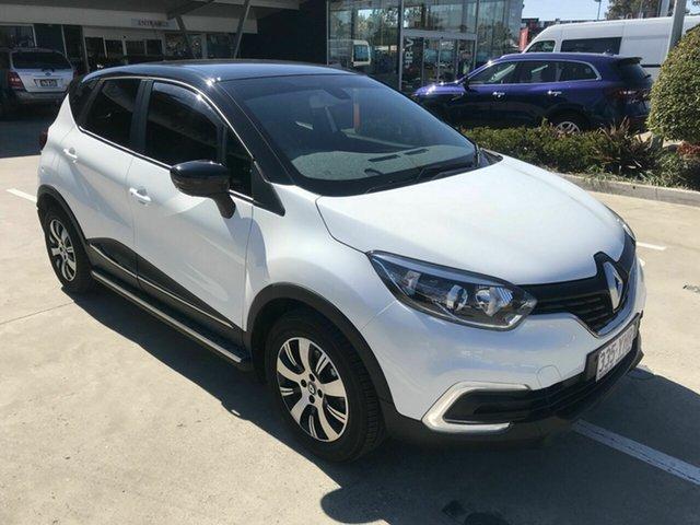 Discounted Used Renault Captur Zen EDC, Yamanto, 2017 Renault Captur Zen EDC Hatchback