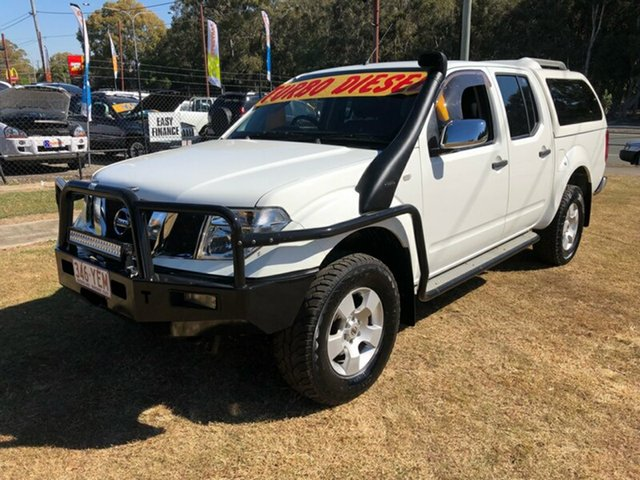 Used Nissan Navara ST-X (4x4), Clontarf, 2006 Nissan Navara ST-X (4x4) Dual Cab Pick-up