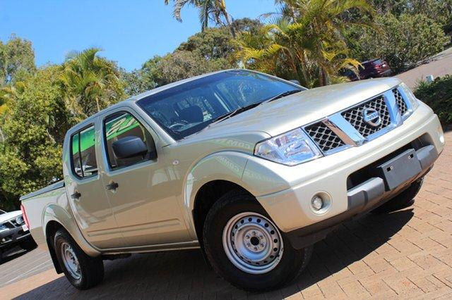 Used Nissan Navara RX, Bokarina, 2011 Nissan Navara RX D40 MY11 Utility