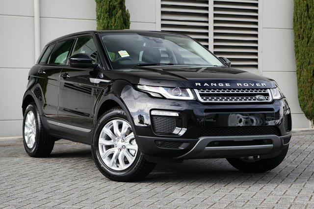 Demonstrator, Demo, Near New Land Rover Range Rover Evoque TD4 150 SE, Cannington, 2018 Land Rover Range Rover Evoque TD4 150 SE Wagon