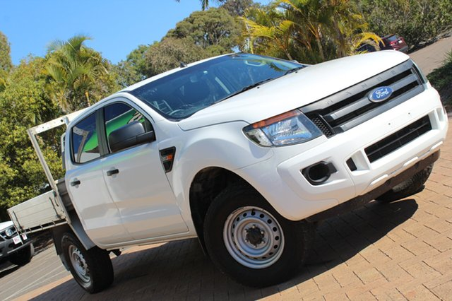 Used Ford Ranger XL Double Cab 4x2 Hi-Rider, Bokarina, 2012 Ford Ranger XL Double Cab 4x2 Hi-Rider PX Cab Chassis