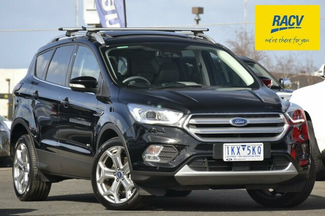 Used Ford Escape Titanium PwrShift AWD, Hoppers Crossing, 2017 Ford Escape Titanium PwrShift AWD Wagon