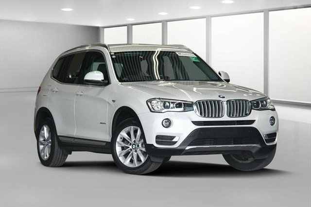 Used BMW X3 xDrive 20D, Altona North, 2015 BMW X3 xDrive 20D Wagon