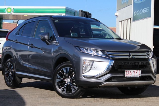 Demonstrator, Demo, Near New Mitsubishi Eclipse Cross Exceed 2WD, Bowen Hills, 2017 Mitsubishi Eclipse Cross Exceed 2WD Wagon