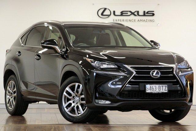 Used Lexus NX NX200t 2WD Luxury, Adelaide, 2017 Lexus NX NX200t 2WD Luxury Wagon