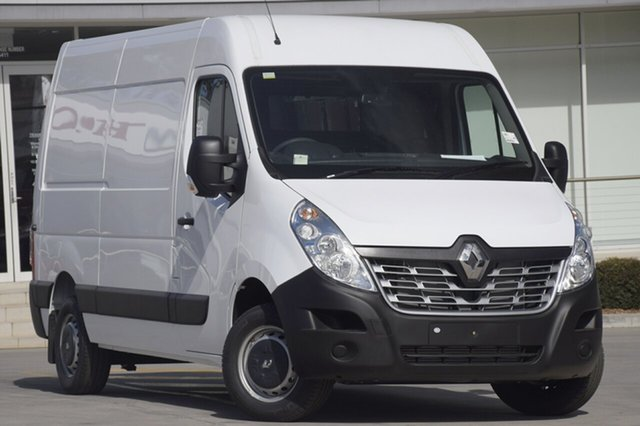 Discounted Demonstrator, Demo, Near New Renault Master Mid Roof MWB AMT, Warwick Farm, 2018 Renault Master Mid Roof MWB AMT Van