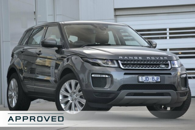 Discounted Used Land Rover Range Rover Evoque TD4 150 SE, Gardenvale, 2017 Land Rover Range Rover Evoque TD4 150 SE Wagon