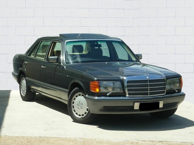 Used Mercedes-Benz 420 SEL, Moorooka, 1989 Mercedes-Benz 420 SEL Sedan
