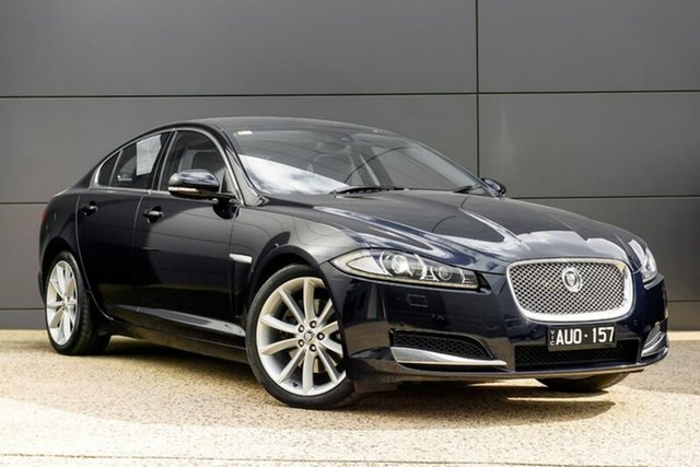 Used Jaguar XF Premium Luxury, Geelong, 2011 Jaguar XF Premium Luxury Sedan