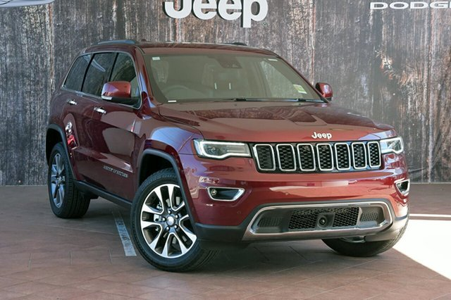 Demonstrator, Demo, Near New Jeep Grand Cherokee Limited, Southport, 2018 Jeep Grand Cherokee Limited Wagon