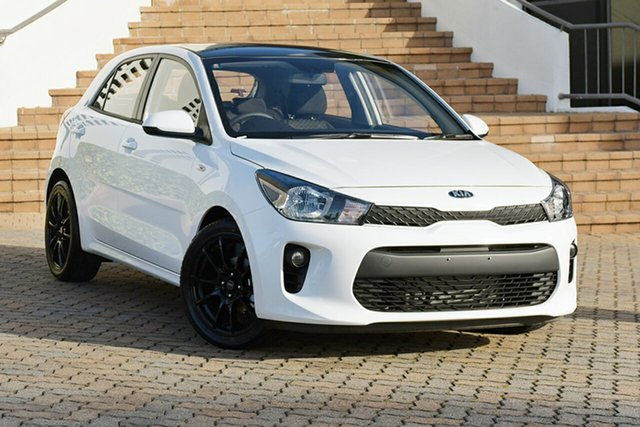 Demonstrator, Demo, Near New Kia Rio S, Southport, 2018 Kia Rio S Hatchback
