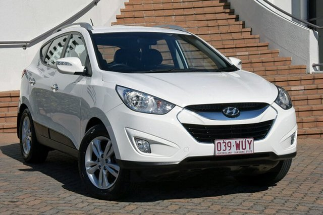 Discounted Used Hyundai ix35 Elite AWD, Southport, 2013 Hyundai ix35 Elite AWD Wagon