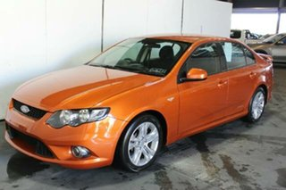 2011 Ford Falcon XR6 Sedan.
