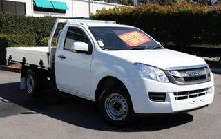 Used Isuzu D-MAX SX, Acacia Ridge, 2014 Isuzu D-MAX SX MY14 Cab Chassis