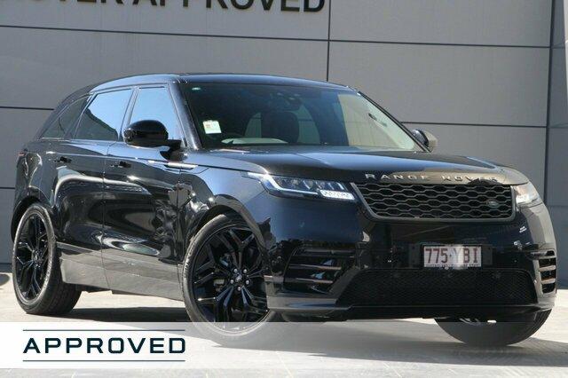 Demonstrator, Demo, Near New Land Rover Range Rover Velar P300 AWD R-Dynamic, Newstead, 2018 Land Rover Range Rover Velar P300 AWD R-Dynamic Wagon