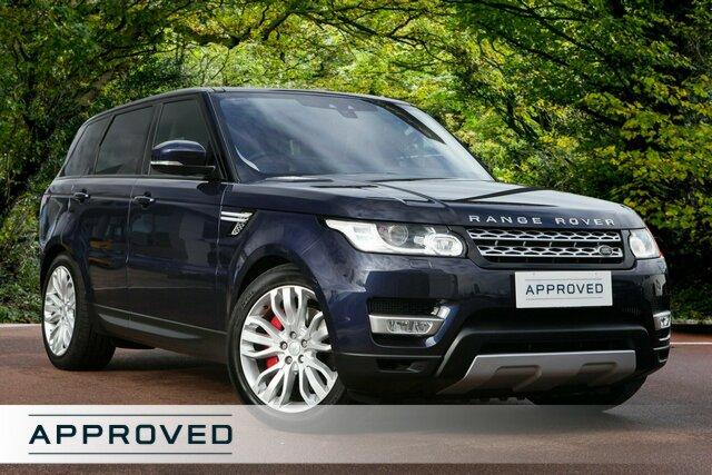 Used Land Rover Range Rover Sport SDV8 CommandShift HSE, Osborne Park, 2017 Land Rover Range Rover Sport SDV8 CommandShift HSE Wagon