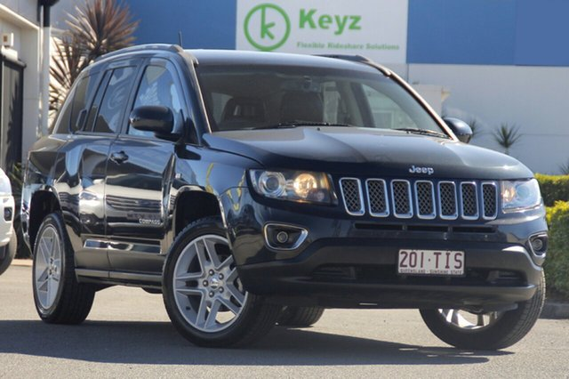 Used Jeep Compass Limited, Beaudesert, 2013 Jeep Compass Limited Wagon
