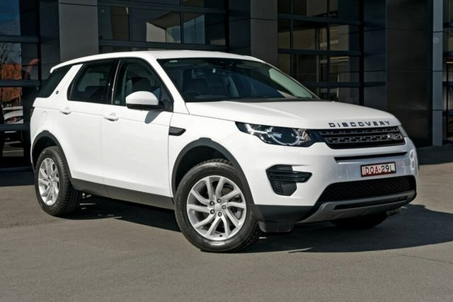 Used Land Rover Discovery Sport TD4 180 SE, Artarmon, 2017 Land Rover Discovery Sport TD4 180 SE Wagon