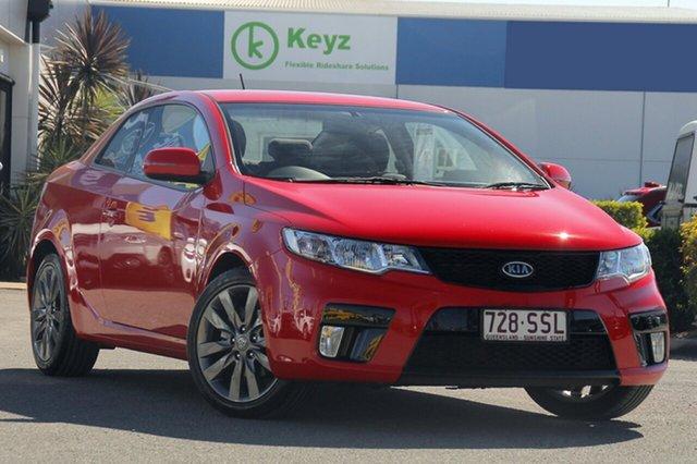 Used Kia Cerato Koup SI, Bowen Hills, 2012 Kia Cerato Koup SI Coupe