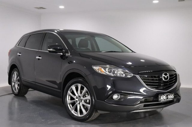 Used Mazda CX-9 Luxury, 2014 Mazda CX-9 Luxury TB Series 5 Wagon