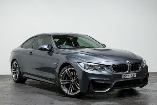 Used BMW M4 M-DCT, Rozelle, 2014 BMW M4 M-DCT Coupe