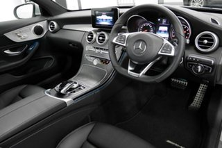 2017 Mercedes-Benz C200 9G-TRONIC Coupe.