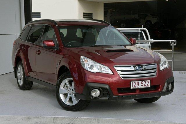 Used Subaru Outback 2.0D Lineartronic AWD Premium, Southport, 2013 Subaru Outback 2.0D Lineartronic AWD Premium Wagon